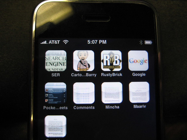 how to get photos off iphone iphone webclip bookmark icons how to make your own 2204