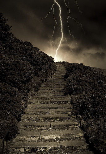 park storm clouds dark scotland edinburgh top seat steps meadows holyrood brooding lightning arthurs 35faves diamondclassphotographer flickrdiamond betterthangood