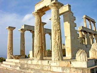 Greece-1169 - Temple of Aphaia Aegina