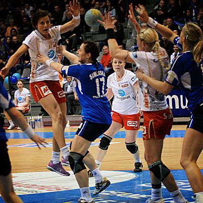 larvik handball