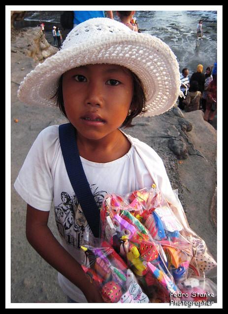Menina de Bali - Bali, Indonesia