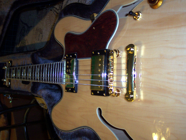 Photo:Epiphone Sheraton II By DorkJr