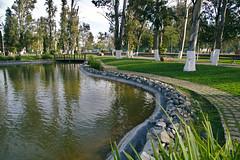 Parque Ecológico, Eucalera