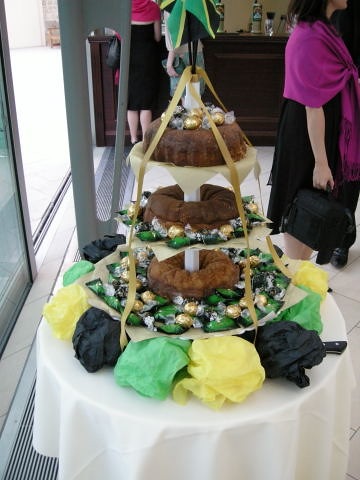 jamaican wedding cake - photo #33