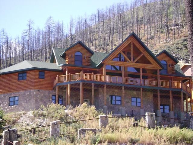 Cabins Homes Of Mt Lemmon Az 30 Flickr Photo Sharing