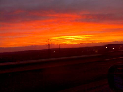 Mobile Sunset