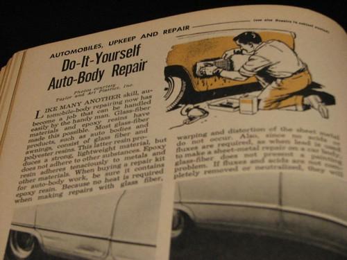 DIY Auto Body Repair