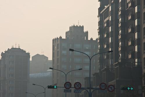 歐盟研究發現,空氣污染會增加第2型糖尿病風險。(來源:Shenghung Lin)