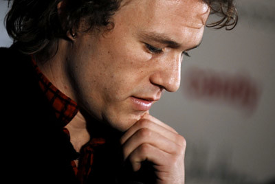 Heath Ledger by Capt. Black Pearl