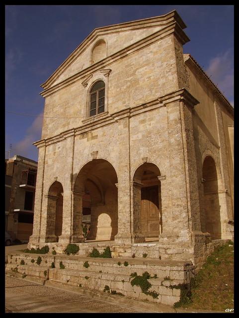 Osilo Chiesa Del Rosario Flickr Photo Sharing