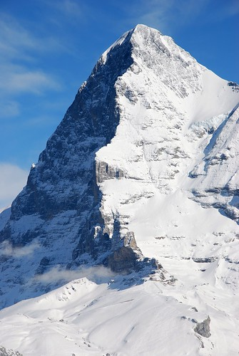 Eiger North Face.