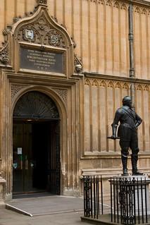'Bodleian Library, Oxford' by jimmyharris