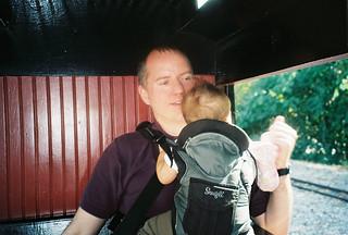 Dad Train 1