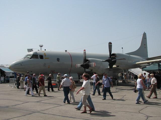 Lockheed Martin P-3C Orion