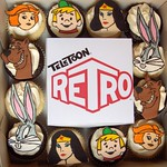 Teletoon Retro Cupcake Box