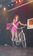 Bike Away From Work Fashio Show