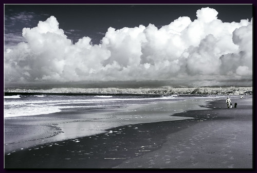 Seascape Infrared
