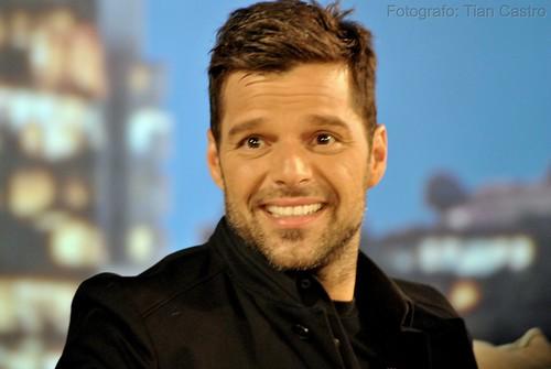 "Ricky Martin ""Susana Gimenez"""