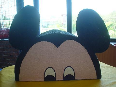 Cara de mickey mouse | Flickr - Photo Sharing!