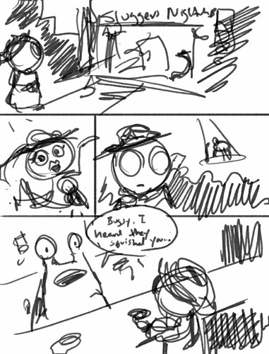 fly comic