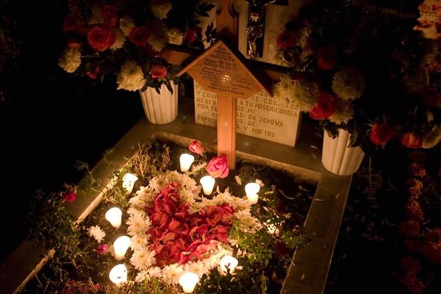 Dia de Muertos Mixquic
