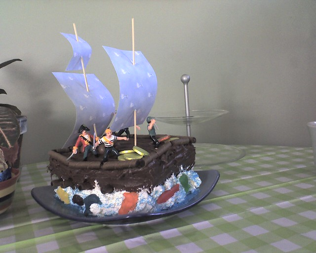 Birthday Ass Cake