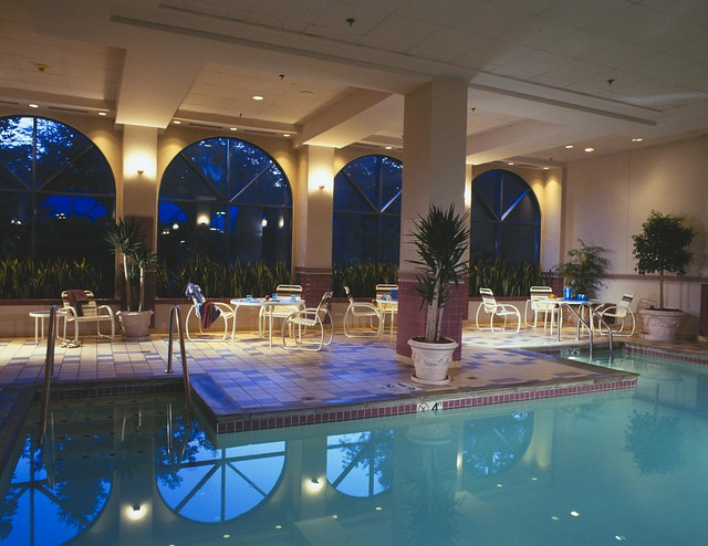 Sheraton Suites Columbus Indoor Pool Flickr Photo Sharing