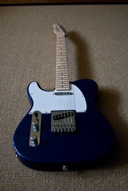 Photo:Fender Telecaster By Numinosity by Gary J Wood