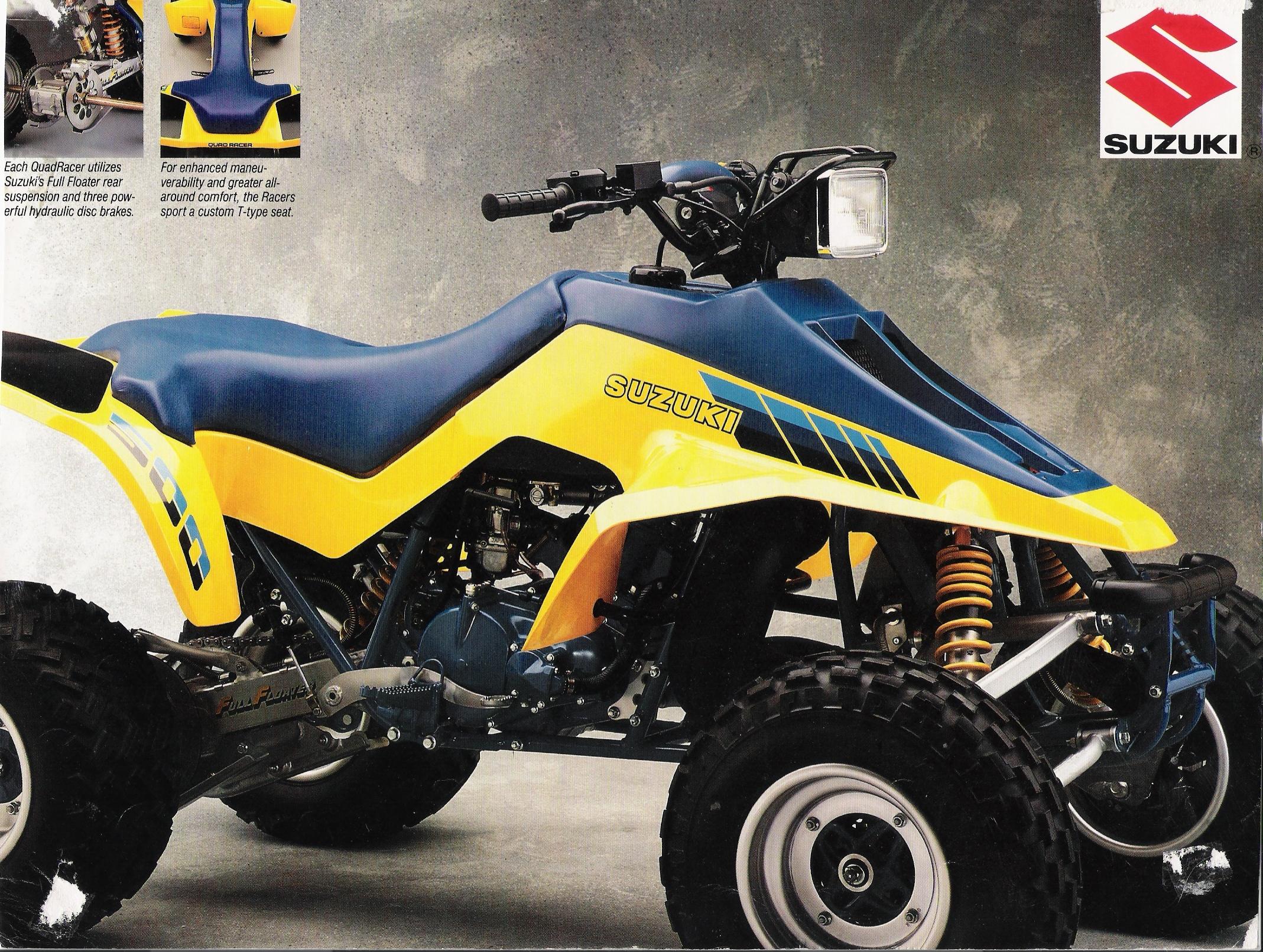 Suzuki Quadzilla For Sale