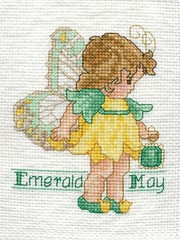 May (Emerald) Fairy