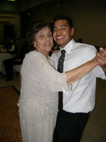 Adrian finally gets a dance with Mamá Toni