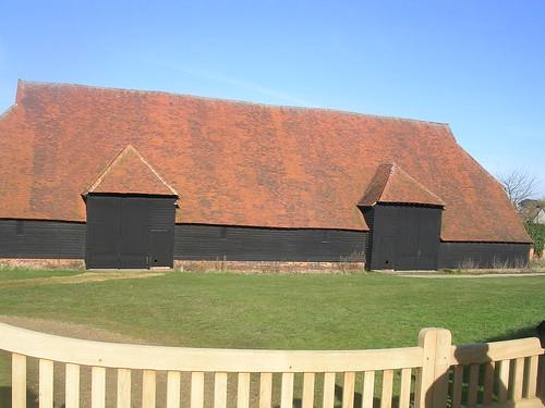 Grange Barn, Coggeshall