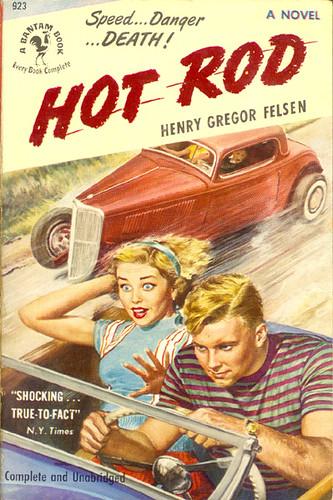 Hot Rod Henry Gregor Felsen