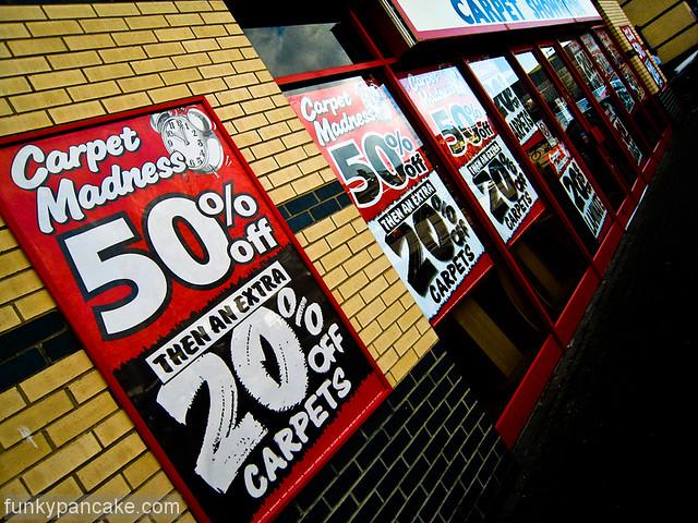 carpet discounts