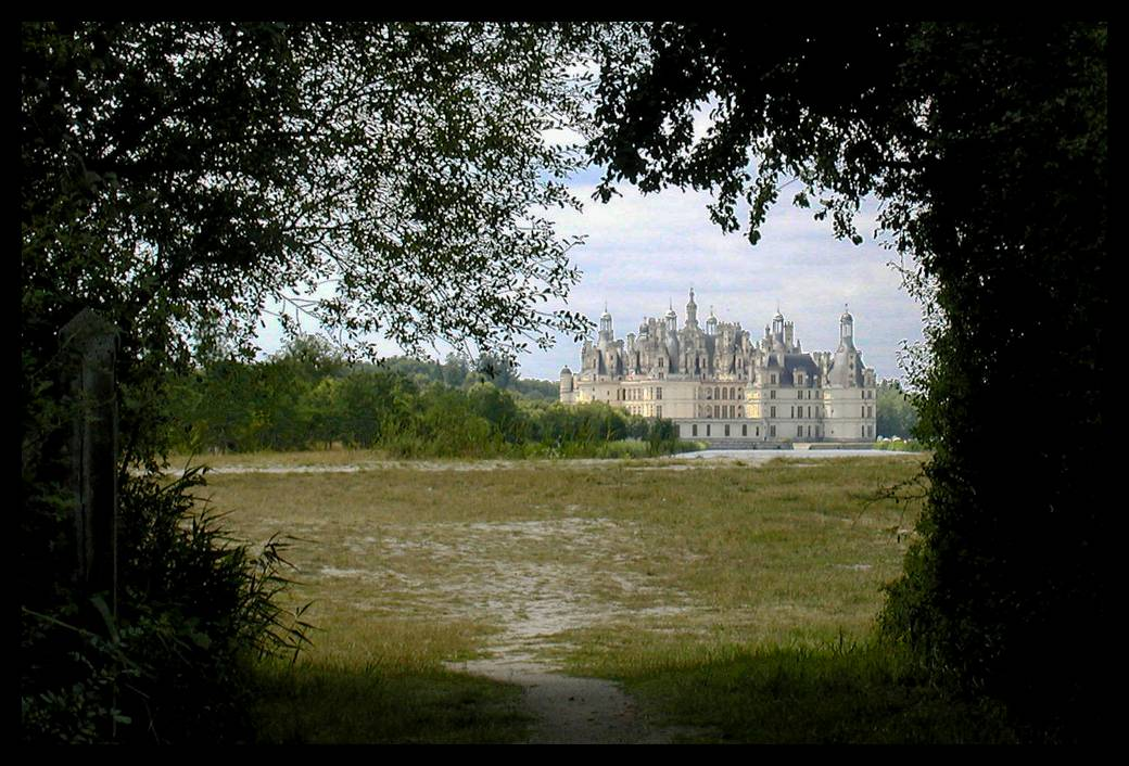 Jardines de Chambord