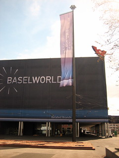 Basel World Flag