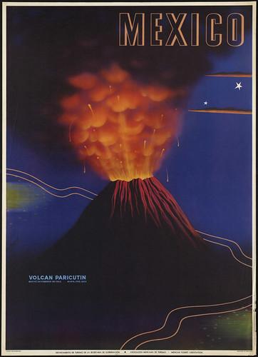 Mexico. Volcan Paricutin