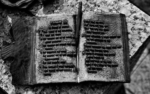 Psalm 23 - WWI Memorial