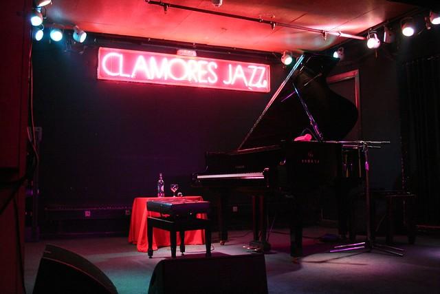 Sala Clamores Jazz M Tica Sala De La Ciudad De Madrid