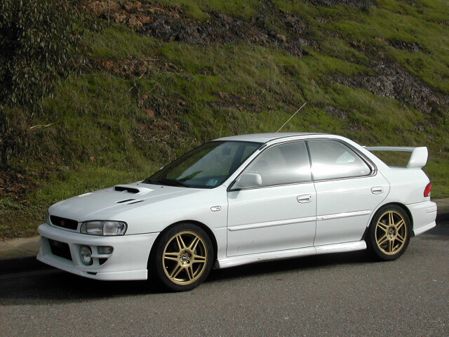 2000 subaru impreza 2 5 rs 6 flickr photo sharing. Black Bedroom Furniture Sets. Home Design Ideas