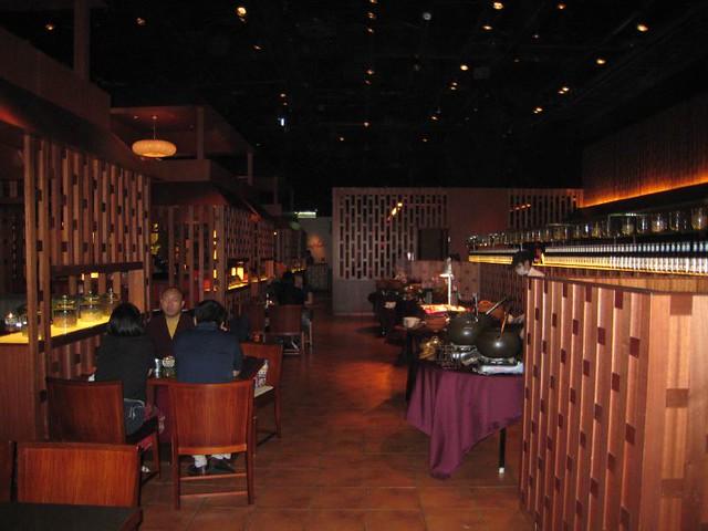 三十坪咖啡厅设计效果图