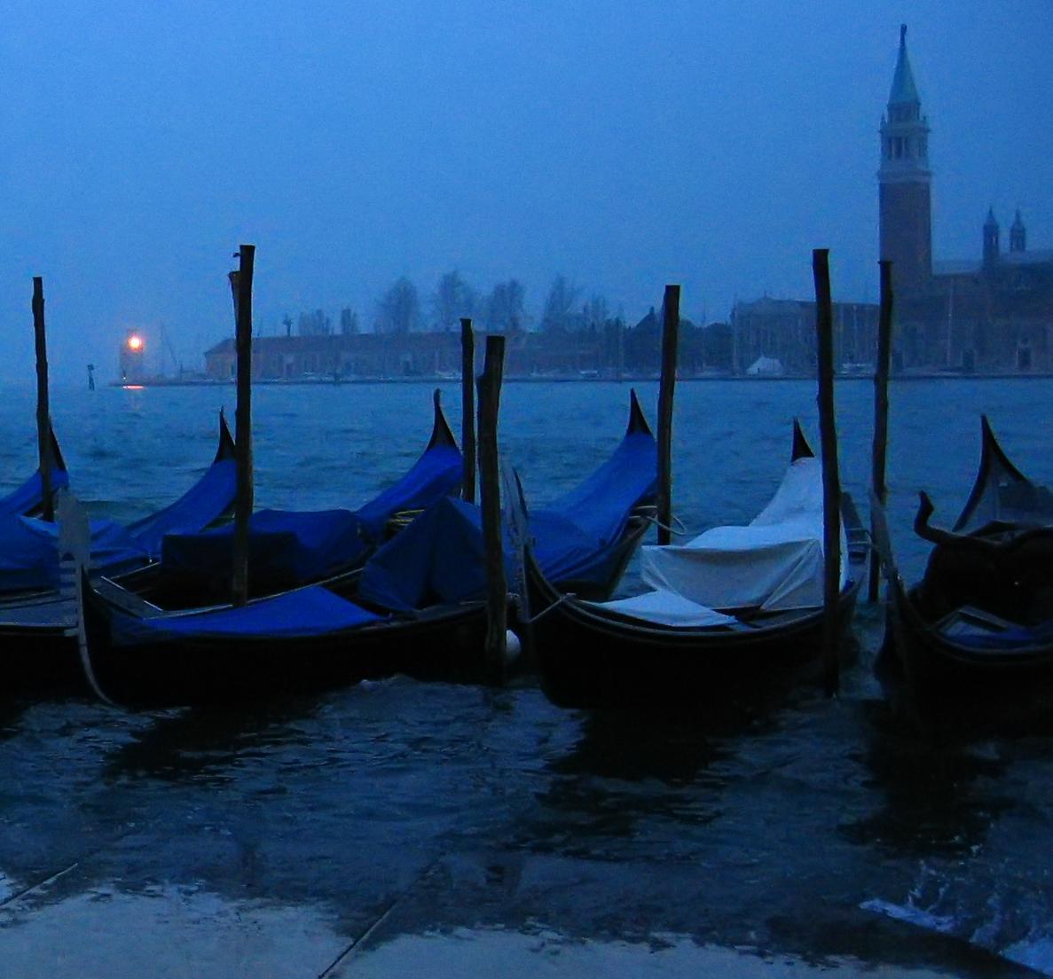 Terremoto a Venezia