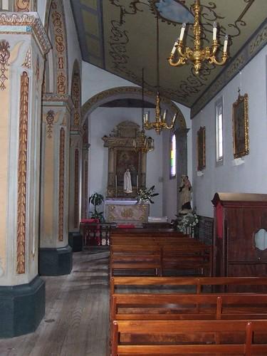 Madeira - Sao Vicente - Iglesia Matriz