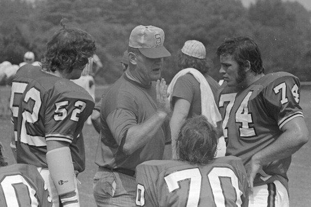 Coach Don Lear