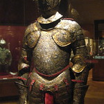 NYC - Metropolitan Museum of Art - Armor for Henry II of France