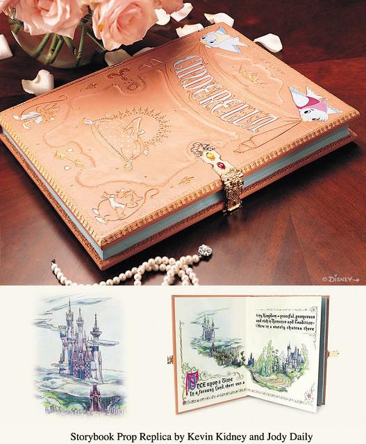 Book Cover Photography Prop : Cinderella storybook film prop replica flickr photo