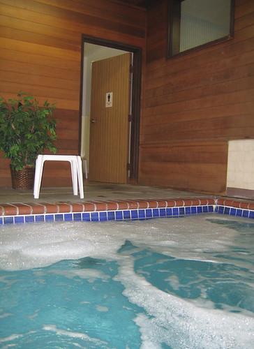 Hot Tub/Bathroom