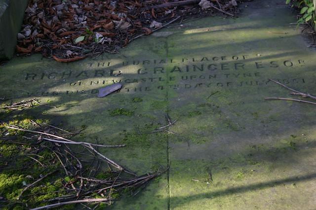 St James' Graveyard, Benwell