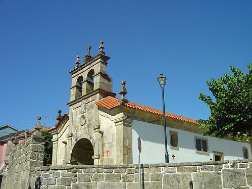 Igreja Matriz de Fráguas - Portugal