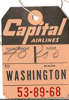 Capital Airlines - Washington, D.C.